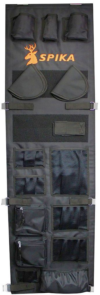 SPIKA Small Gun Safe Door Panel Organizer