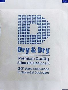 Dry&Dry Silica Gel Packets