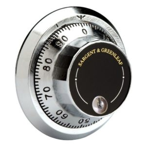 Mechanical Safe Lock