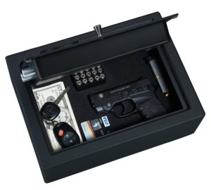 Stack On PDS-1500 gun safe open