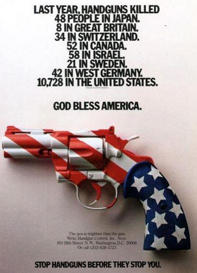 Stop handguns